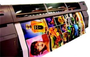 Виды широкоформатной цифровой печати, ее изготовление