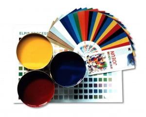 Технология, печатные машины и краски для офсетной УФ печати