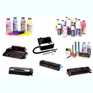 Сколько стоит заправка цветных лазерных картриджей