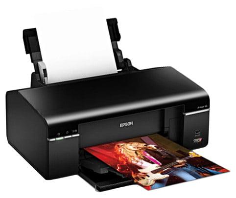 Технология и принцип цветной струйной печати