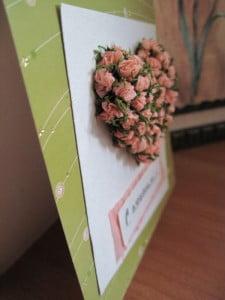 Изготовление открыток и цветов из гофрированной бумаги