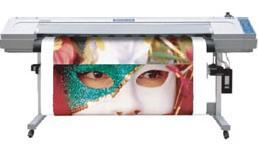 Оборудование для интерьерной срочной широкоформатной печати золотом