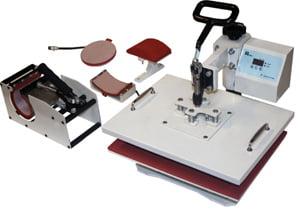 Заготовки, оборудование и бумага для сублимации