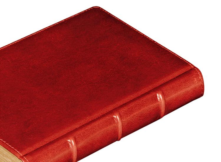 Создание переплета кожаной обложки книги