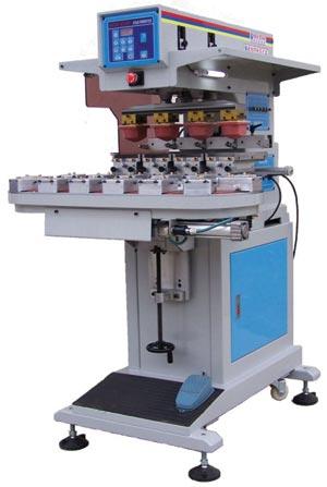 Оборудование, станки и технология тампонной печати
