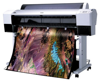Широкоформатная печать репродукций на холсте на принтере