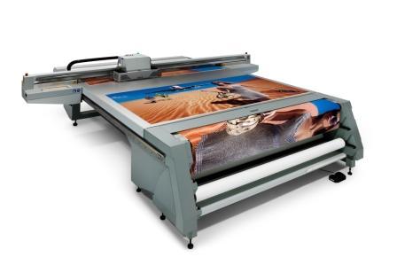 Широкоформатная печать на пластике на струйном принтере