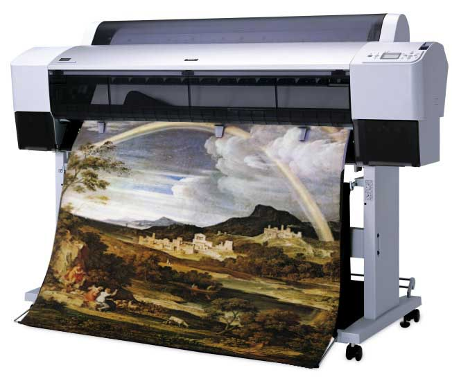 Печать картин и фотографий на холсте