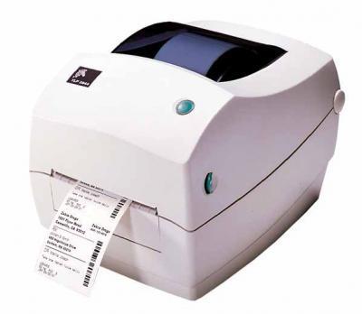 Программа печати на принтере двухмерных штрихкодов