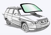 Шелкография на автостекле, фото