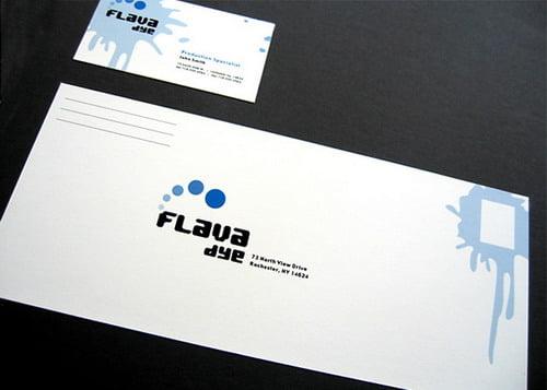 Шаблон для печати бланков конвертов, адреса
