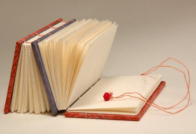 Выполнить книгу своими руками