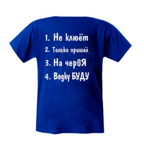 Печать фото, логотипов на футболках в Санкт Петербурге