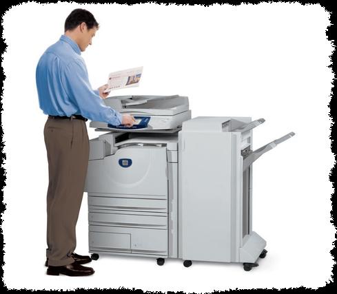 Где можно сделать цветную ксерокопию