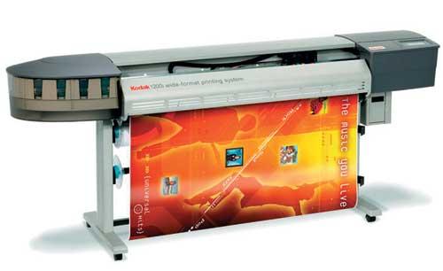 Оборудование для широкоформатной сублимационной печати на ткани
