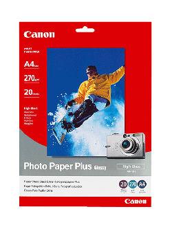 Где купить фотобумагу для принтера Canon