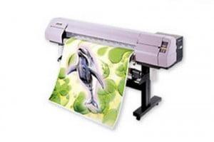 Цветная печать на лазерном принтере, на пленке, качество
