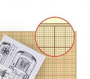 Распечатать лист миллиметровки а4