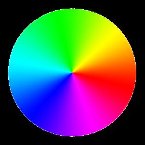 Основные цветовые компьютерные модели, hsb