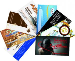 Технические требования на печать к макетам визитки, баннера
