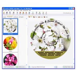 Создание обложки для диска dvd онлайн, скачать программу