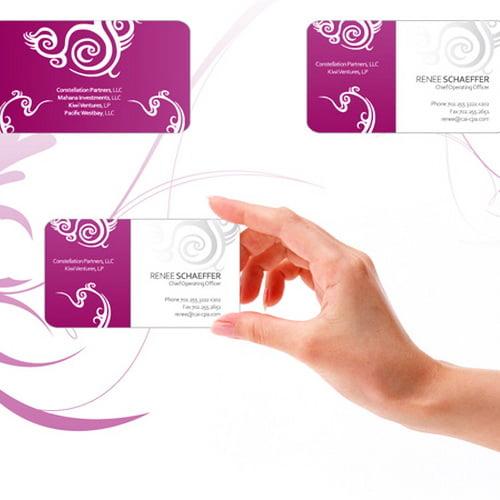 Как сделать визитку дизайн