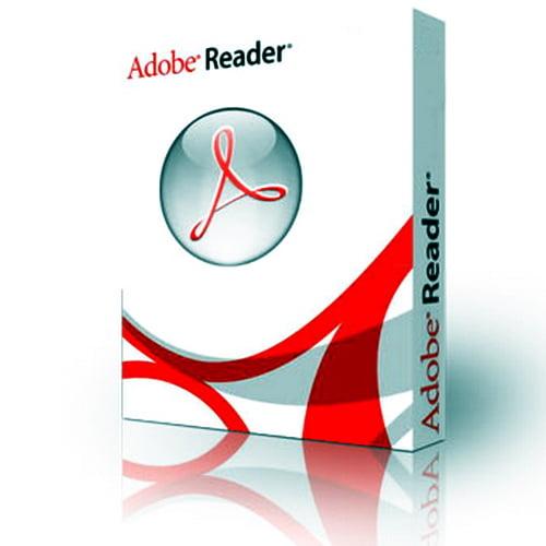Adobe Reader 9.1 3 Скачать