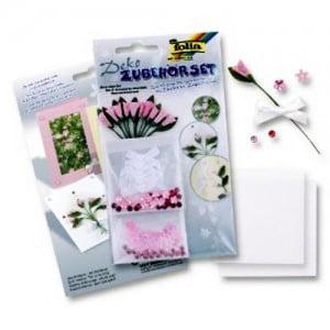 Наборы для изготовления открыток ручной работы