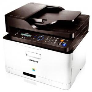 МФУ лазерный цветной принтер Samsung, HP