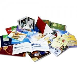 Заказ печатной продукции в магазин и на склад