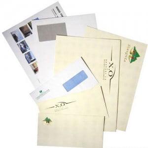 Печать конвертов и почтовых бланков онлайн