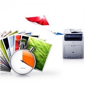 Скорость печати высокого качества и разрешения
