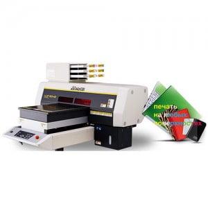 Принтер для прямой цифровой печати на пластике