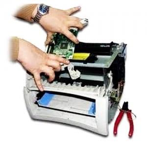 Ремонт лазерных принтеров и картриджей на дому