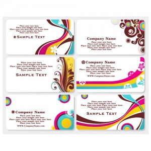 Правила, примеры и образцы оформления визиток