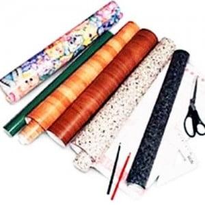 Пленка самоклеющаяся для струйной печати, лазерных принтеров и стен