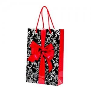 Купить большие бумажные подарочные пакеты