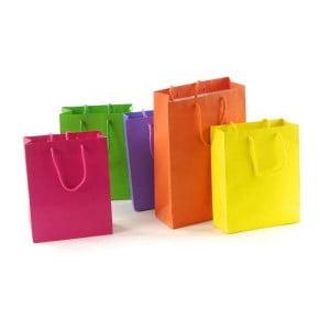 Купить бумажные упаковочные пакеты оптом