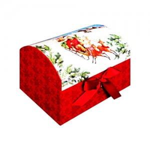 Подарочная новогодняя упаковка в розницу