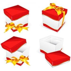 Как сделать подарочную упаковку коробки, правильное изготовление