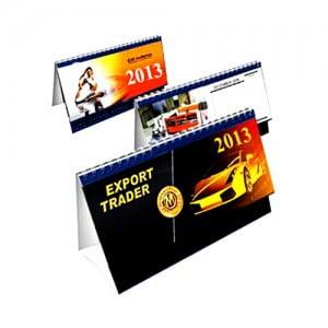 Как распечатать настольный календарь домик своими руками?