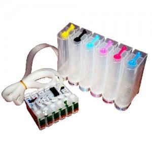 Установка в принтеры системы непрерывной подачи чернил, принтеры с СНПЧ