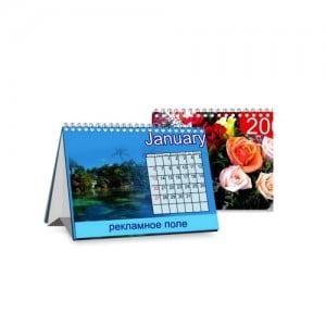 Цена на печать и изготовление календарей перекидных