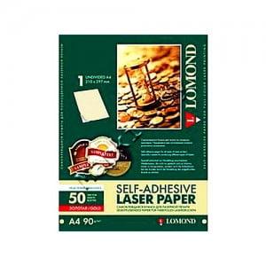 Купить самоклеющуюся цветную бумагу Lomond
