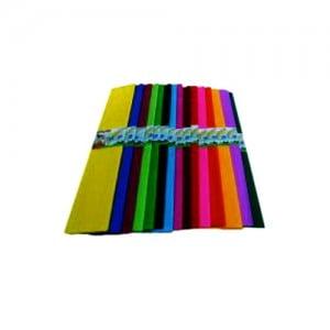 Двухсторонняя цветная офисная и гофрированная бумага