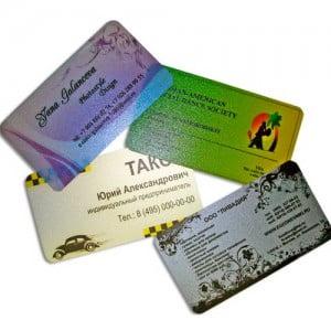 Струйный принтер для печати визиток на пластике пвх