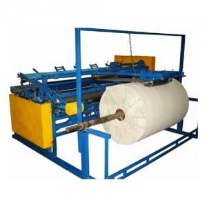 Станки для завода по производству туалетной бумаги