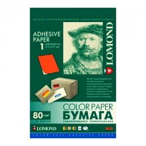 Использование для печати самоклеющейся глянцевой бумаги в рулонах