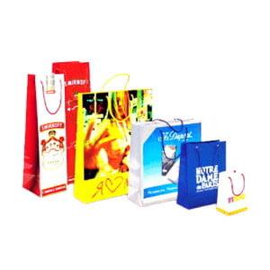 Фирменные пакеты пнд с логотипом оптом