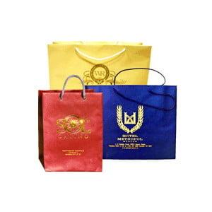 Печать на заказ пакетов с нанесением логотипа